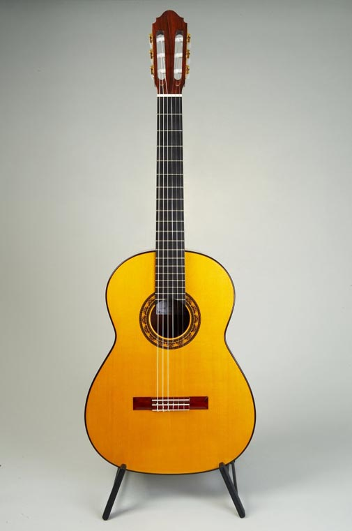 Picture of acoustic guitar - John Price