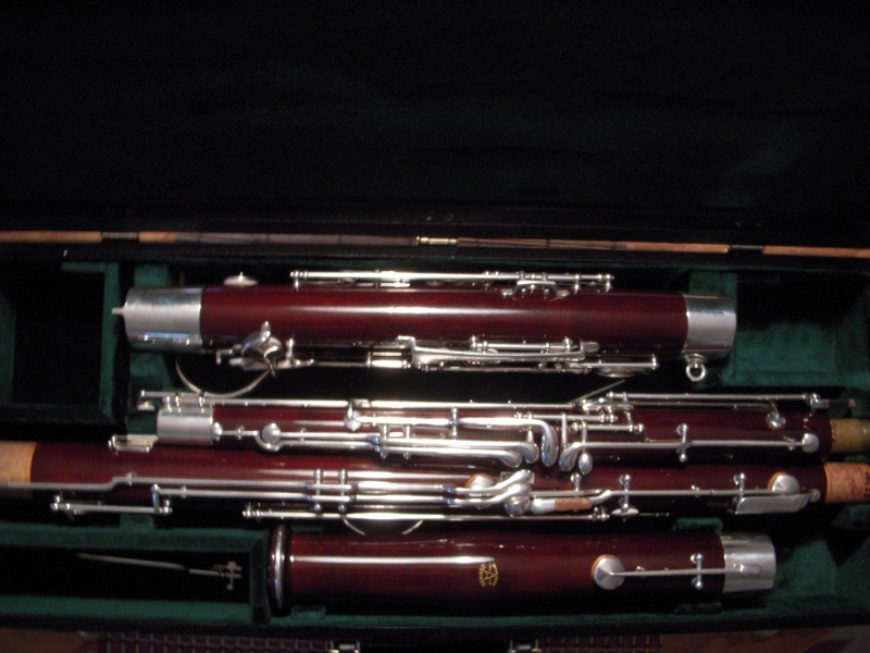 Picture of bassoon - Fox Renard 240 For Sale