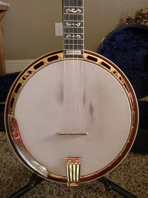 Picture of banjo - Gibson Mastertone RB-800