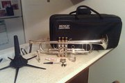 Picture of trumpet - RARE BENGE LE400 LIMITED EDITION TRUMPET