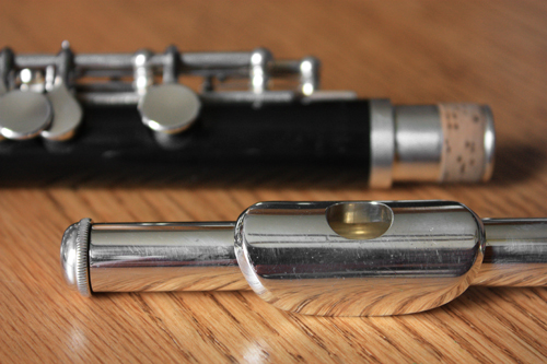 Picture of piccolo - Yamaha YPC-32 Piccolo-Excellent!