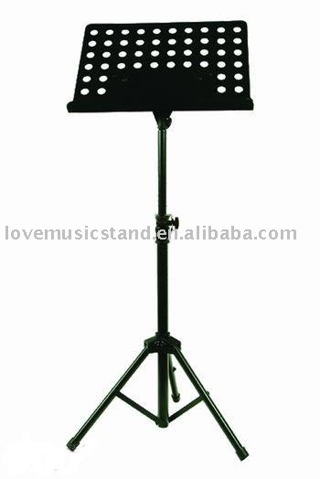 Picture of music stands, etc - music stand mss02