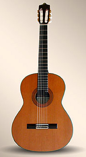 Picture of acoustic guitar - 2010 Alhambra 11P for sale