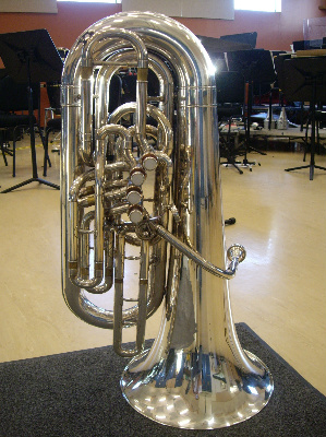 Picture of tuba - F Tuba For Sale: YFB 621s