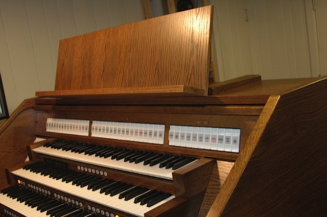 Picture of organ - Johannus Opus 37SE 3M/P almost new