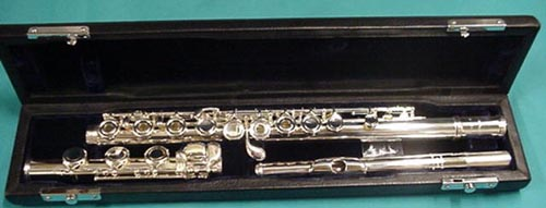 Picture of flute - Powell Sonaré flute 75B00 Series model # PS75BOFK