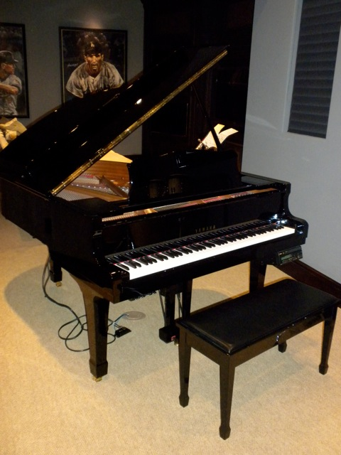 "Picture of piano - Yamaha DC2A Grand Piano Disklavier Mark III - EXCELLENT COND~5'8""~ 2005"