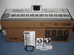 Picture of keyboard instrument - Yamaha Korg OASYS-88 Keyboard