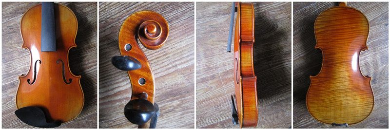 Picture of violin - Full size violin
