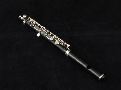 Picture of piccolo - Haynes Grenadilla Wood Piccolo