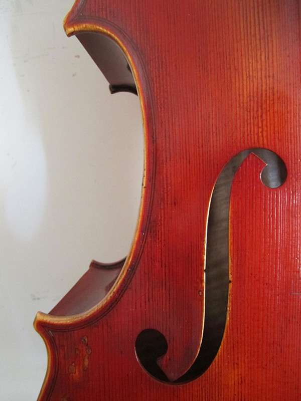 Picture of cello - Art treasure -Antique  Cello