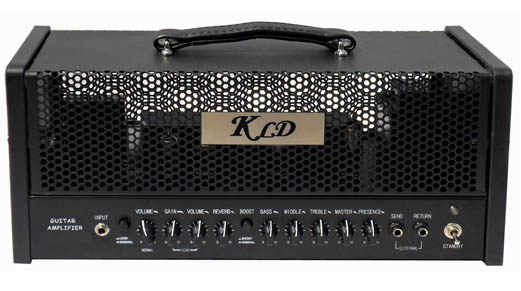 Picture of amplifier - KLDguitar 15w Multi-function guitar amp