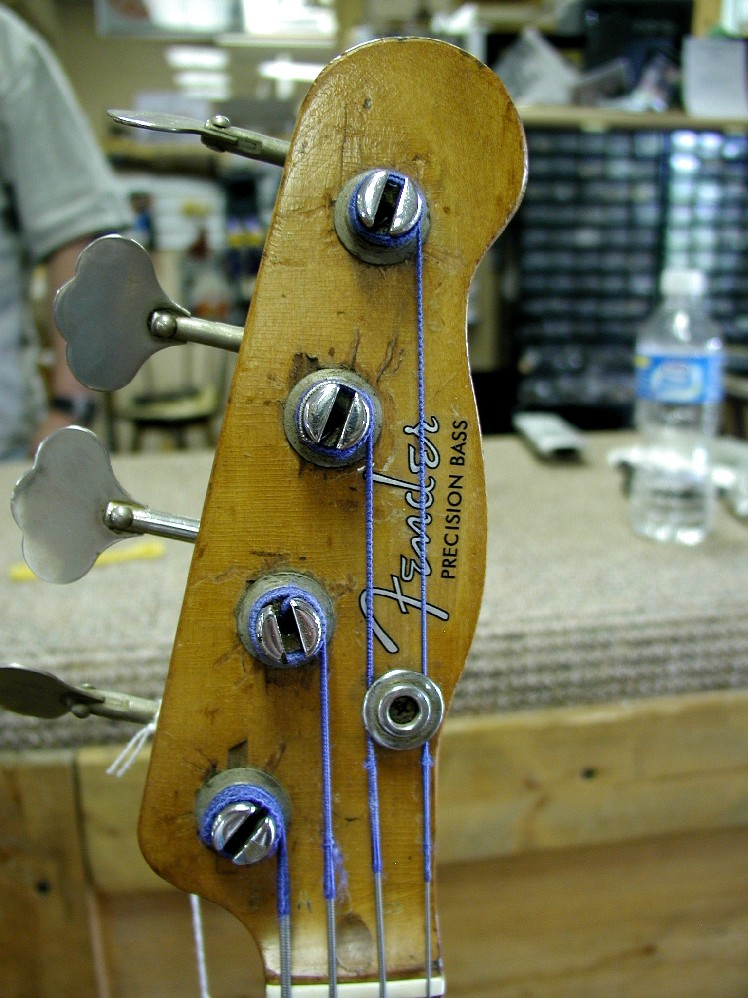 Picture of bass guitar - '57 Precision Bass