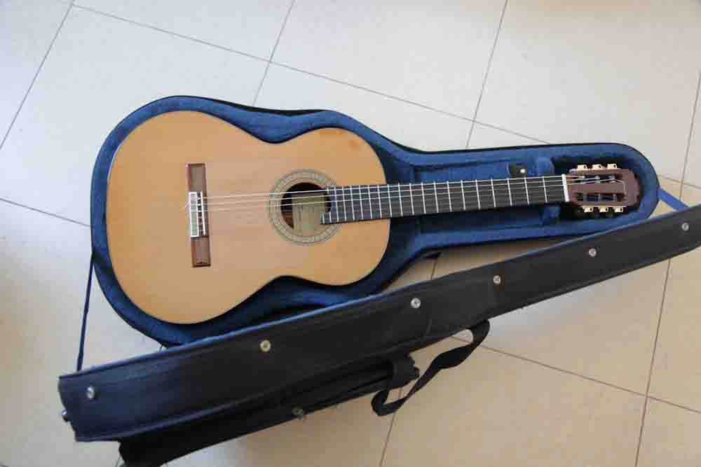 Picture of acoustic guitar - manuel contreras 2010 concirto n2 guitar