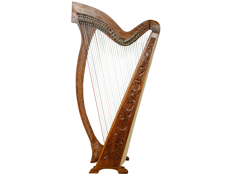 Picture of harp - 36 String Meghan Harp from Quality 1 Trader Ltd