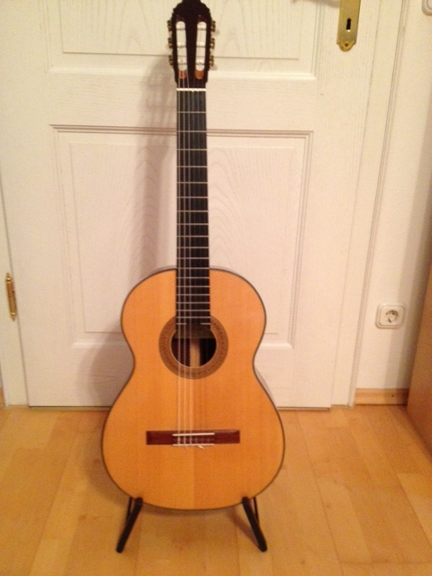 Picture of acoustic guitar - Guitar from Gert Esmyol