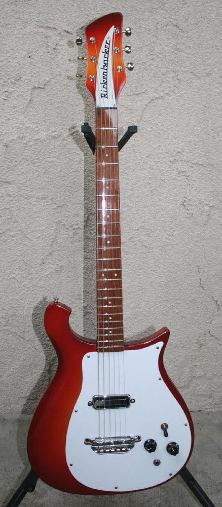 Picture of electric guitar - 1967 Rickenbacker 420/425