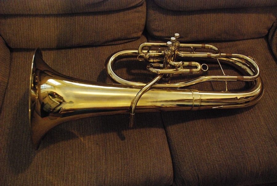 Picture of baritone - King 627 Baritone in Great Condition