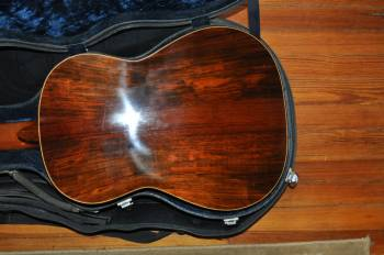 Picture of acoustic guitar - Thomas Humphrey Millenium Spruce, Brazilian  1991, Exc. condition