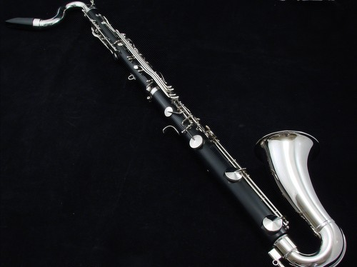 clarinet for sale vito bass clarinet l7166. Black Bedroom Furniture Sets. Home Design Ideas