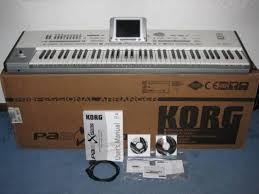Picture of electronic keyboard instrument - Korg PA800 Pro Arranger Keyboard