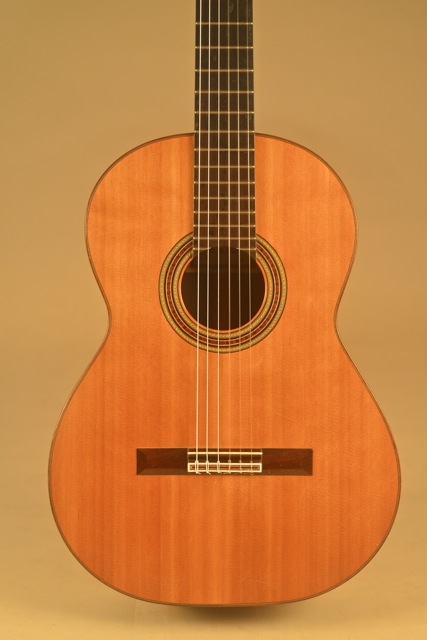 Picture of acoustic guitar - 1984 ROBERT RUCK CLASSICAL GUITAR