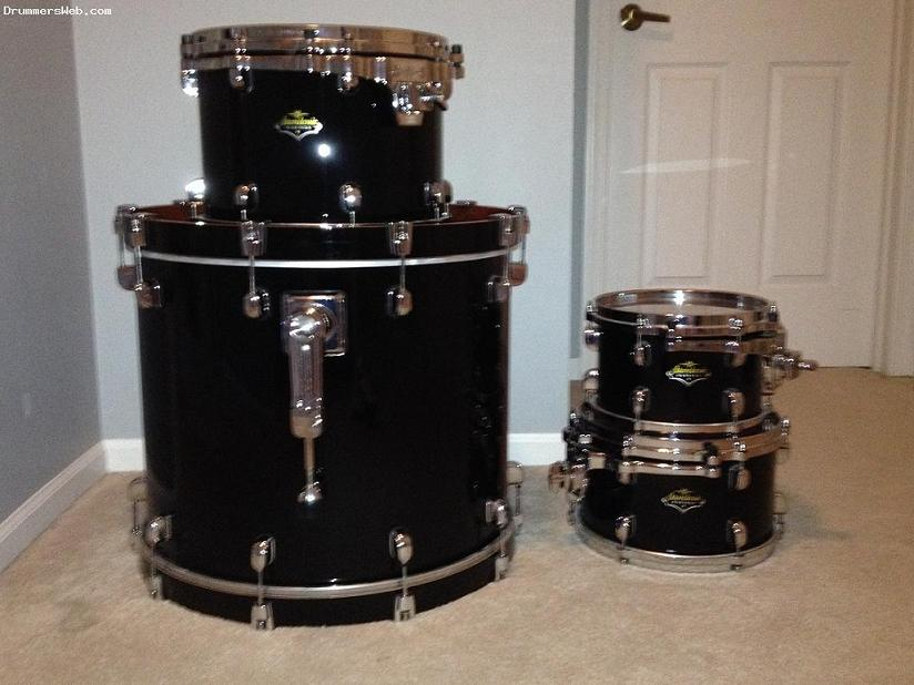 Picture of drum kit - Tama Starclassic Bubinga