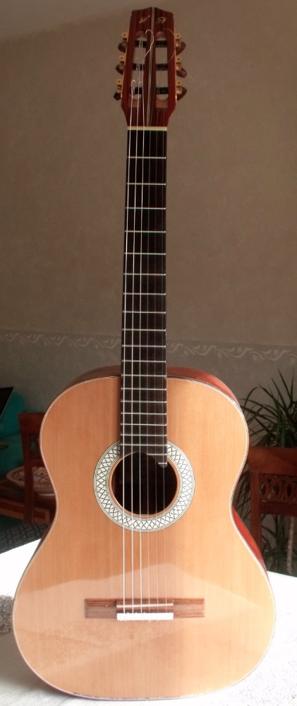 CLASSICAL GUITAR FOR SALE-STEFANO ROBOL LUTHIER-ITALY