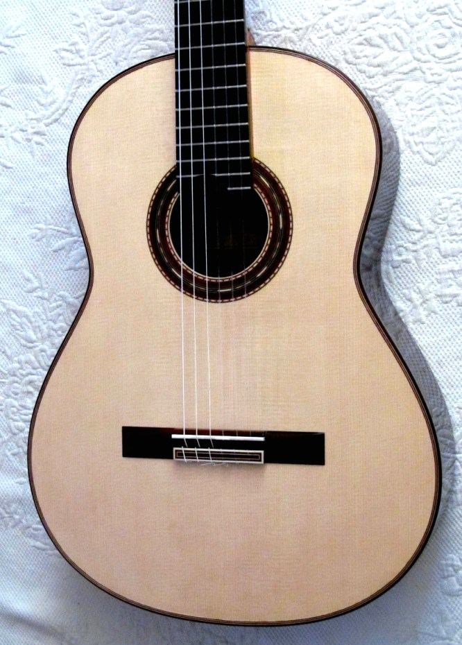 Picture of acoustic guitar - 2011 Keijo Korelin Spruce Double Top