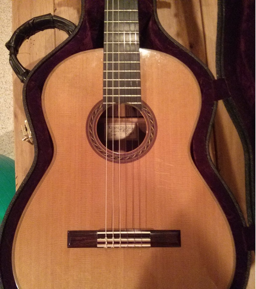 Picture of acoustic guitar - Kenny Hill Signature Model
