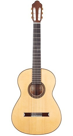 Picture of acoustic guitar - Jose Marin Plazuelo Flamenco