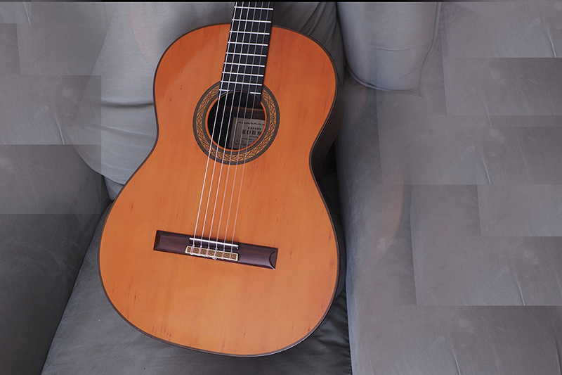 Picture of acoustic guitar - Kohno No 20 1973