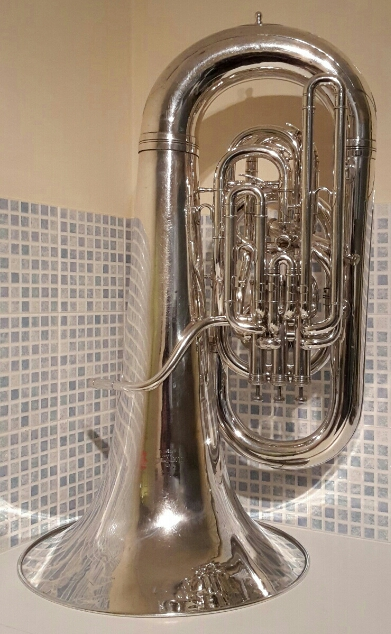 Picture of tuba - Eb boosey and hawkes imperial