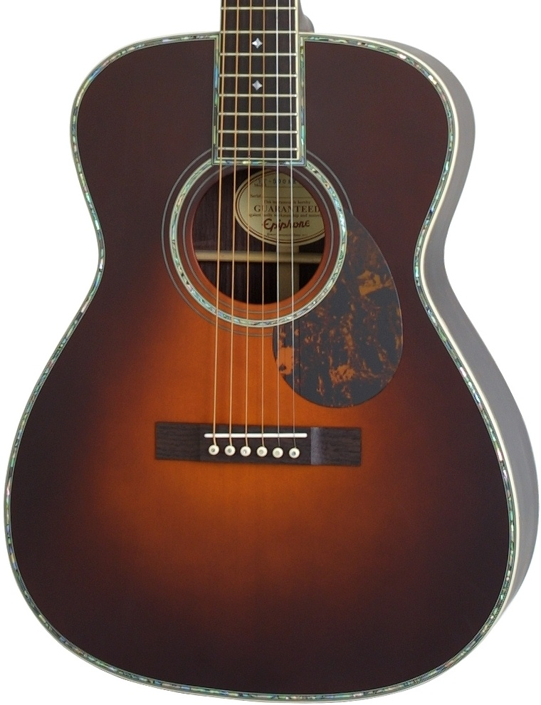 Picture of acoustic guitar - WANTED : Epiphone EF 500-RA guitar.